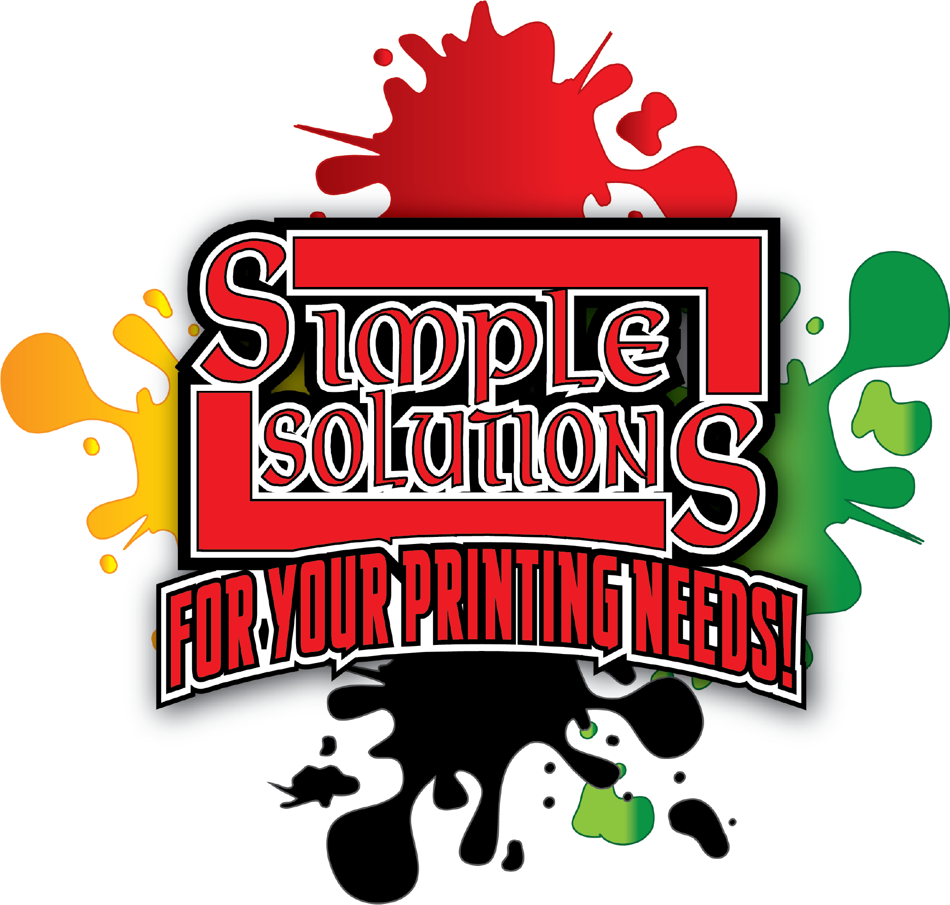 simple solutions with splats decal feb 2013